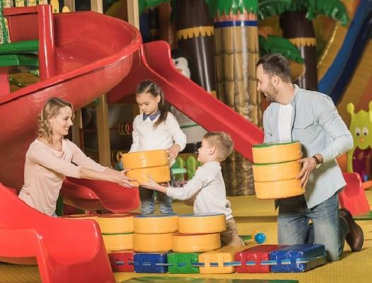 Popular Indoor Family Entertainment Center