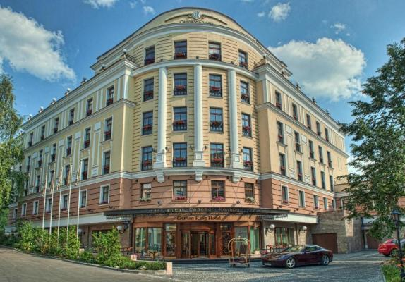 4-star Hotel in the Center of Moscow