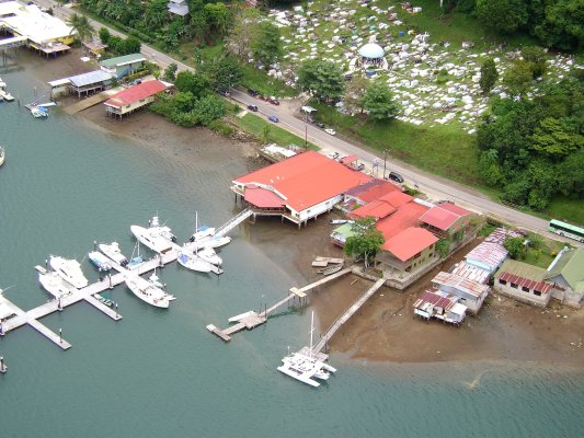 Costa Rica Marina Lodge For Sale (Fully Permitted)