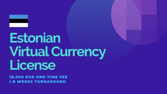 Estonian Virtual Currency License