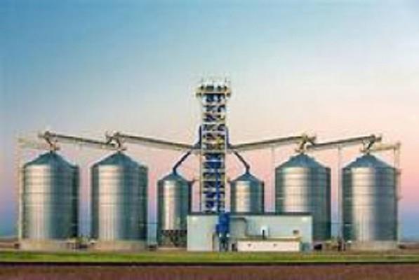 Central Michigan Grain Elevator 460 BU Capacity