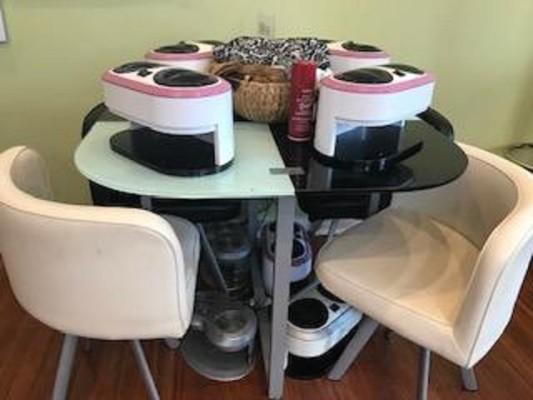 Busy Beauty/Nail Salon in Suffolk County, MA