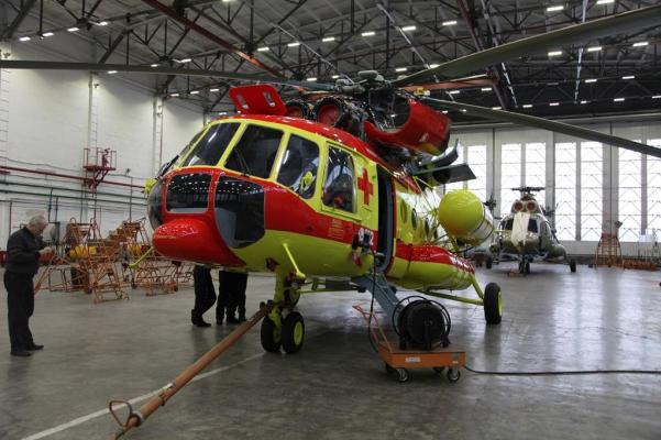 Helicopters for Sale  New - MI 171-E