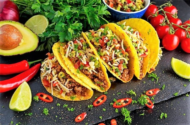 Mexican Restaurant, SF Valley, High Delivery Sales
