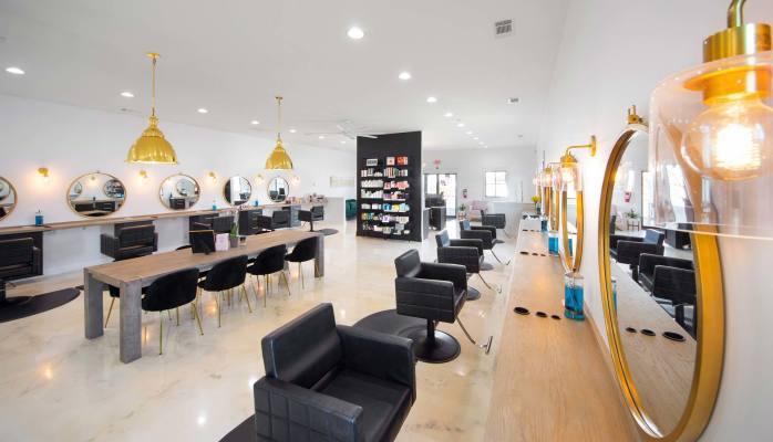 Trendy Hair Salon w/ Loyal Customer Base