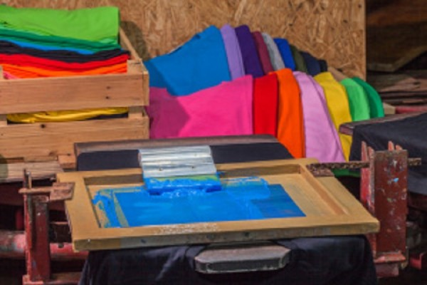 Turnkey Screen Print/Embroidery Operation + RE