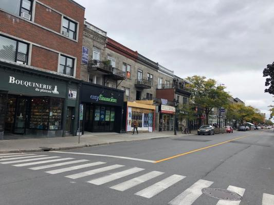 Renovated Commercial Space 1,700 sqft Mont-Royal
