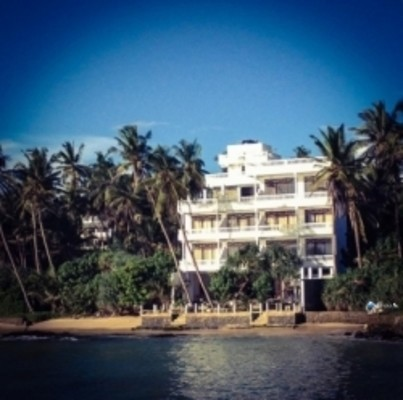36 Rooms with Beach Front Hotel for Sale