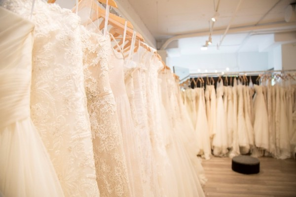 Bridal Salon Cash in on Covid Weddings are Back