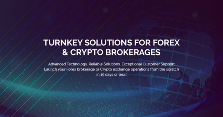 White Label Solutions for Forex and Crypto Brokers