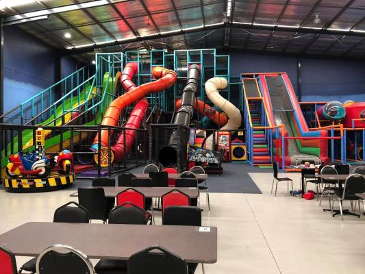 Play Centre & Cafe Business for Sale - South East