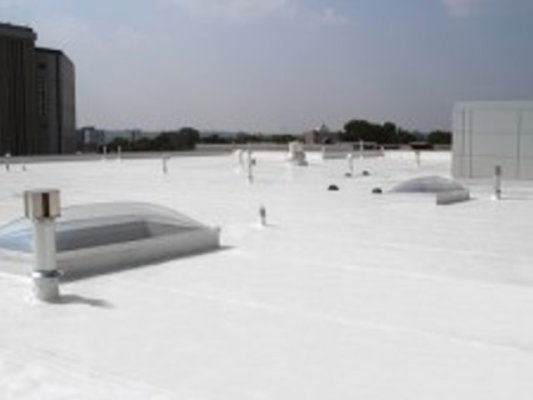 Highly Profitable Fluid Applied Roofing