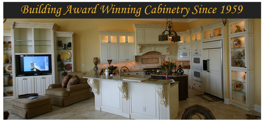 Fine Custom Cabinetry Company with Real Estate Inc