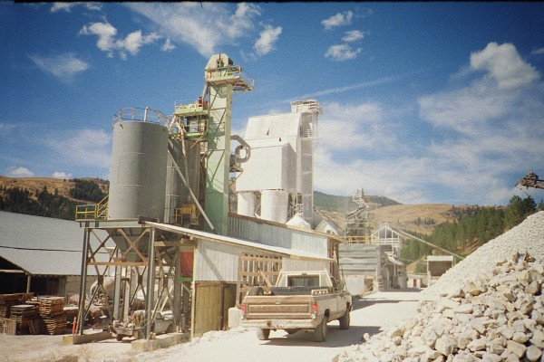 Mining and Manufacturing Business
