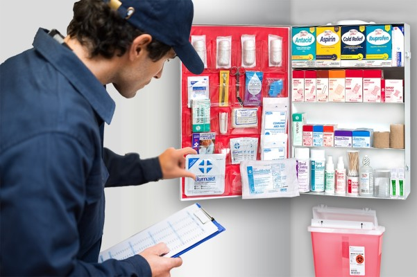 First Aid Supplies & Training - SFV