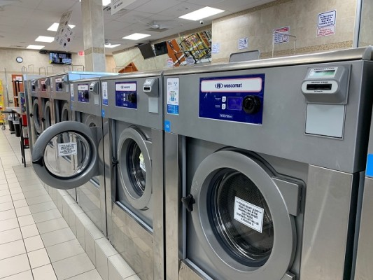 Busy Laundromat for Sale in Nassau County