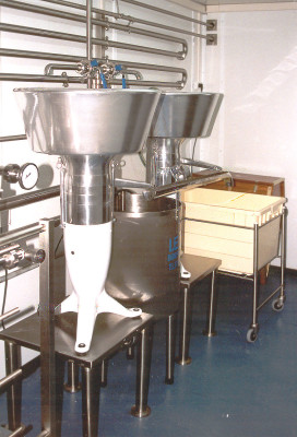 Mobile Milk Processing Factory Made in USA