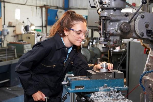 Profitable Busy Precision Machine Shop