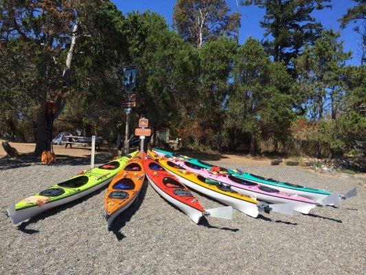San Juan Island's Original Sea Kayak Outfitter