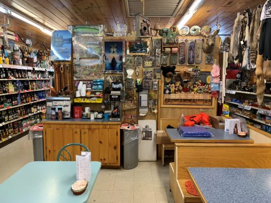 Trading Post in Northern Maine - Aroostook County