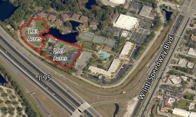 Top I-95 Visibility - Hotel/Multi-Fam/Retail Land