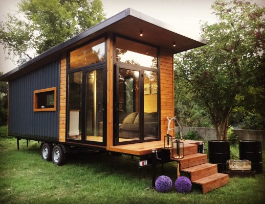 Tiny Houses and Tiny House On Wheels For Sale
