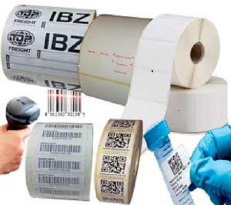 Manufacturer of Adhesive Labels Madrid Spain