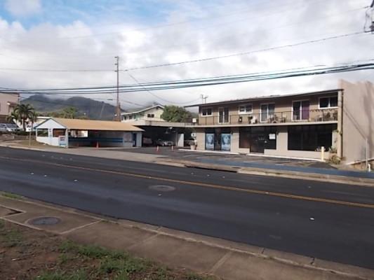 Industrial & Retail Building