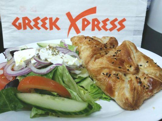 Greek Express Franchise