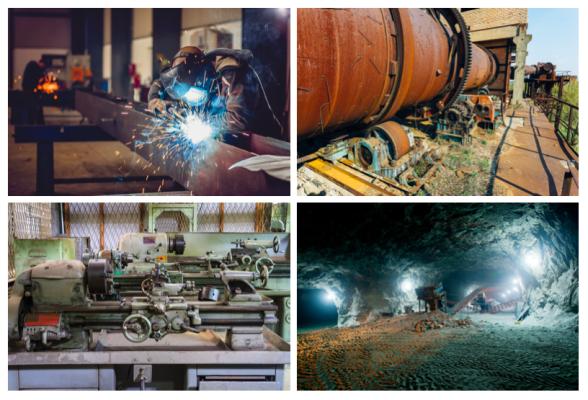 Fabrication, Machining and Repair
