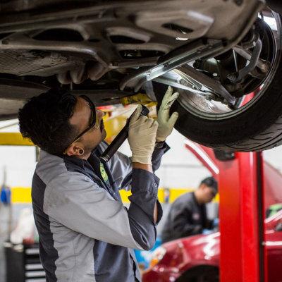 5 Bay Automotive Shop & Franchise Opportunity