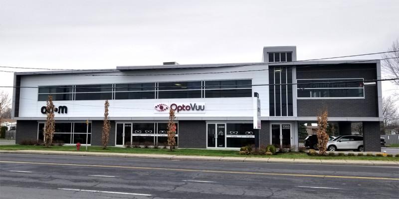 Commercial Space / Office for Rent - La Prairie