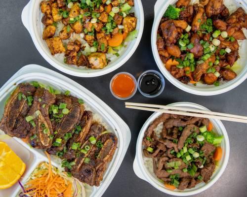 Delicious, Healthy Fast Food