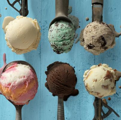 Successful Ice Cream Shop in High Traffic Area