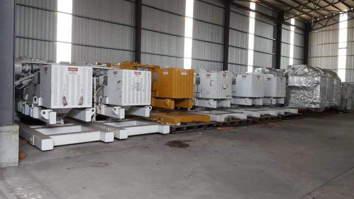 Caterpillar 3516B Generator Sets