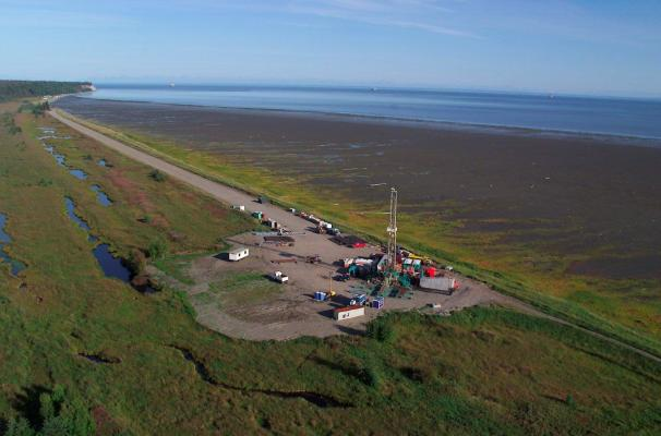 Oil & Gas Opportunity - Cook Inlet, Alaska