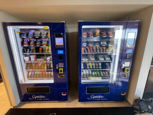 Easily Manageable Vending Machine Business