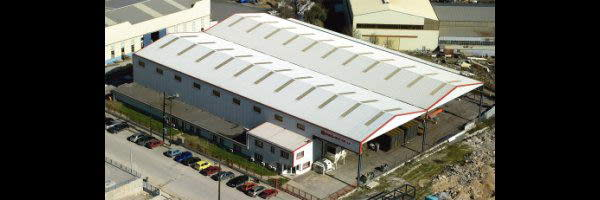 Two Industrial Properties in Central Greece