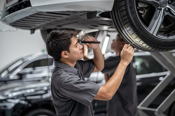 Strategically Located Auto Repair Shop With Growth