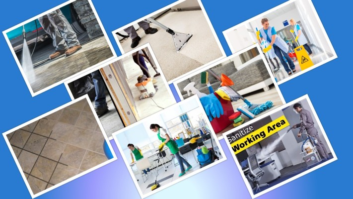 Owner Independent Commercial Cleaning Service