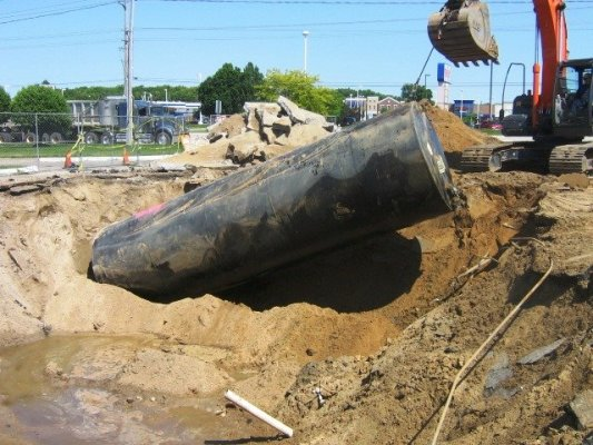 Well Established and Profitable Excavating Company