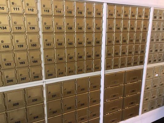 Mailbox Store (E-2 Eligible)