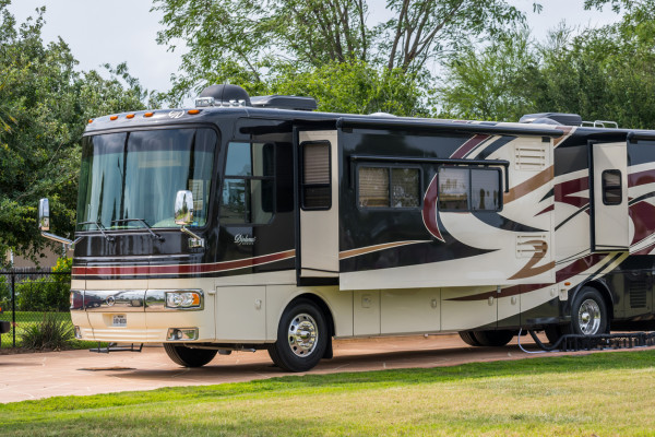 Large RV and Marine Dealership with Service Center