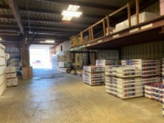 Sixty-Year Building & Roofing Supply Business