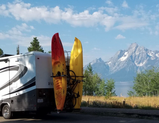 Patented and Proven High Growth RV Product