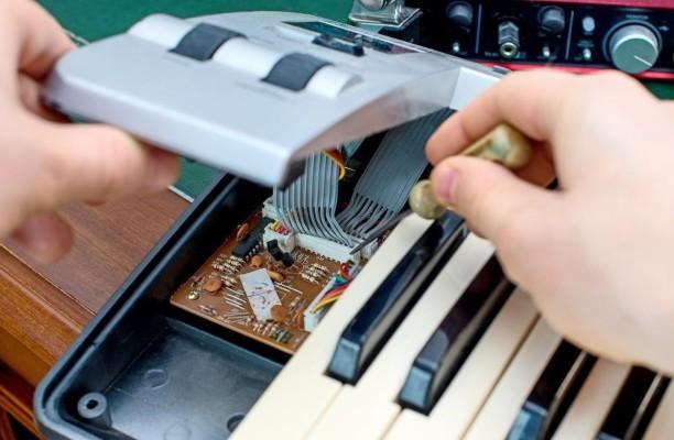 Electric Organ & Digital Piano Repair