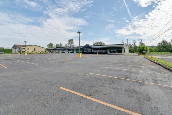 Very Well Located Shopping Center for Sale