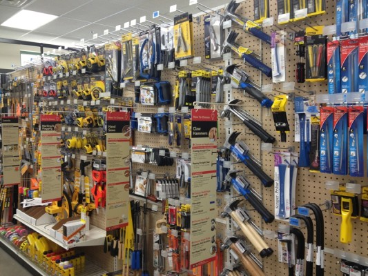 Full-Line, Profitable Hardware Store