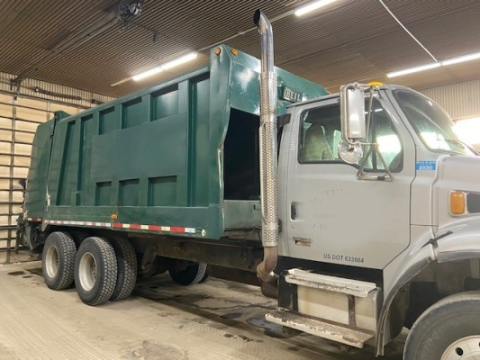 Sanitation & Recycling Business-$300k in Revenue