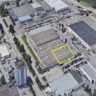 Warehouse Space for Lease, Kelowna - 6,400 sf